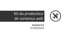 Storyboard d'animation web / de bannière publicitaire web | We(b) love contents | Scoop.it