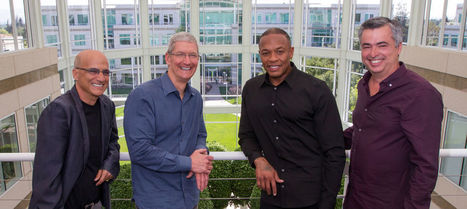 Spotify says Apple wants 'to squash competition in music' | Musicbiz | Scoop.it