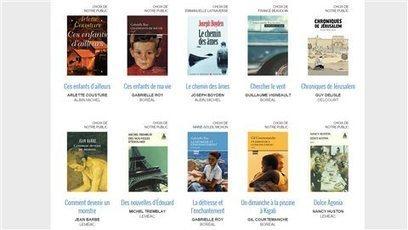 Les Canadiens complètent la liste des 100 livres incontournables | LibraryLinks LiensBiblio | Scoop.it