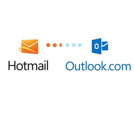 Hotmail to Outlook.com upgrades: Your questions answered | London IT Support | Scoop.it
