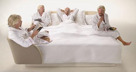 Jump into Bed with Virgin Hotels Chicago - | ALBERTO CORRERA - QUADRI E DIRIGENTI TURISMO IN ITALIA | Scoop.it