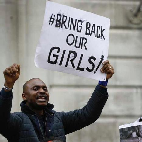 #BringBackOurGirls Is Not Going to Stop Boko Haram | VICE News | It Comes Undone-Think About It | Scoop.it
