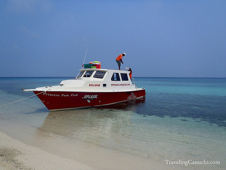 A Private Island for the Day on the Belize Barrier Reef   Belize in Social Media   Scoop.it