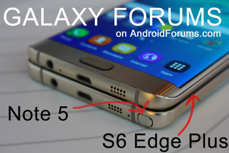 50+ Samsung Galaxy Note 5 Tips & Tricks | Mobile Technology | Scoop.it