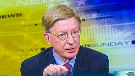 George Will: Supreme Court made Obamacare unconstitutional by not striking it down | political sceptic | Scoop.it