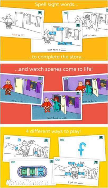 Bob Books Reading Magic Sight Words | iGameMom | Educational Technology Applications | Scoop.it