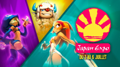 ANKAMA ANNONCE SON LINE UP POUR JAPAN EXPO – 15e IMPACT | DofusMotion & Actu | Scoop.it