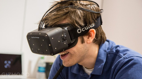 I Wore the New Oculus Rift and I Never Want to Look at Real Life Again | Immersive Virtual Reality | Scoop.it