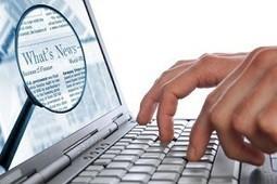 Seulement 38% des internautes français lisent des journaux en ligne | Nezumi is going to nezumiscoop | Scoop.it