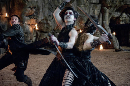 Download Hansel And Gretel Witch Hunters Movie   movies for all   Scoop.it