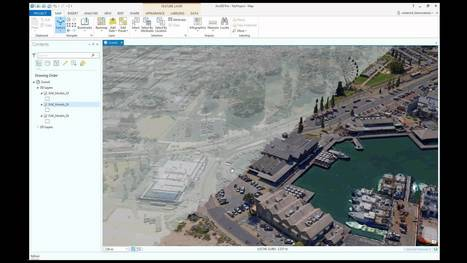 Integration of aero3Dpro into ArcGIS Pro | Everything is related to everything else | Scoop.it