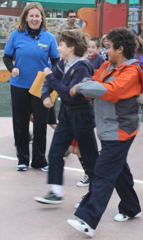 Department of Defense Adopts New Physical Education Program for ... | PE and Literacy | Scoop.it