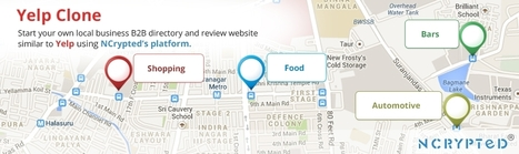 Create your own business review directory with powerful features | Yelp Clone | Yelp Clone Script | Scoop.it