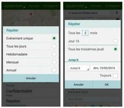 Tutoriel du Samsung Galaxy S5 – Gérer vos agendas avec S Planner | Télephonie mobile et nouvelles technologies | Scoop.it