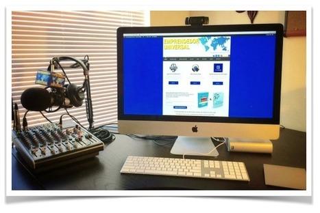 Cómo hacer o crear tu podcast para ti o tu negocio | Mobile Site Builder | Scoop.it