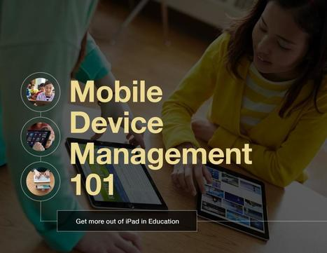 Mobile Device Management 101 for Education | Cool Edubytes for Teachers! | Scoop.it