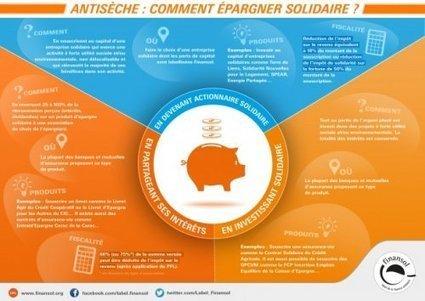 Les placements solidaires : une aubaine pour allier utilité sociale, rentabilité financière et avantages fiscaux | Economie Responsable et Consommation Collaborative | Scoop.it