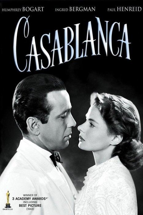 Casablanca (1942) | Post-War Films in the 1940s | Scoop.it