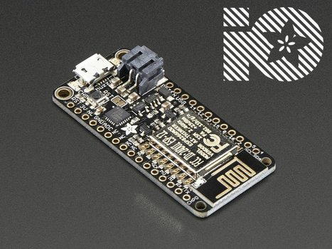NEW TUTORIAL – Adafruit IO Basics: ESP8266 + Arduino @ESP8266 @arduino | Raspberry Pi | Scoop.it