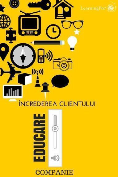 Marketingul educaţional – noua strategie de loializare a clienţilor | Cosmina Coman | Scoop.it