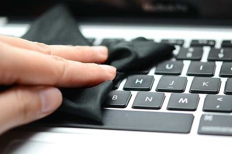 Consejos para tener siempre limpia tu laptop - Diario La Verdad   Productos de consumo   Scoop.it