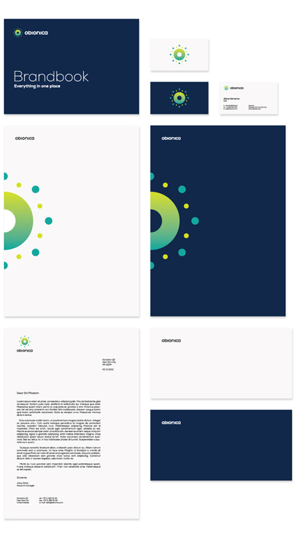 25 Outstanding Examples Of Branding, Visual Identity and Logo Designs | Design | Graphic Design Junction | Branding with social media | Scoop.it