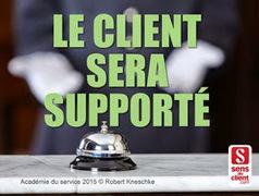 Sens du client - Le blog des professionnels du marketing client et de la relation client: Le client sera supporté (Tendances relation client 2015 - 2/10) | New Marketing : Data-Brand-Content-CustomerExp | Scoop.it