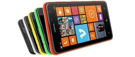 Nokia Lumia 625: A 4.7-inch Windows Phone 8 with 4G LTE for Just €220 - I4U News | Mobiles | Scoop.it
