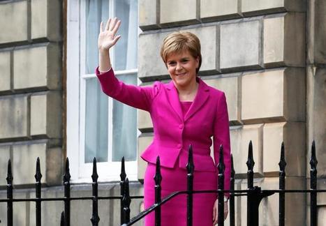 After Brexit vote, Scotland's Sturgeon takes control | Scottish Independence - The Quiet Revolution | Scoop.it