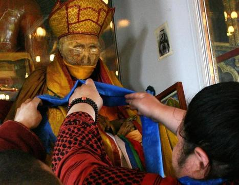 Mummified monk breathes new life into 'incorruptible body' | Deep Immersion | Scoop.it