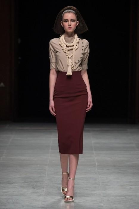 La Haute couture par Julien Fournié, Focus avec Modzik   FashionLab   Scoop.it