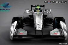 La Fórmula E presenta el aspecto de su monoplaza   Deportes   Scoop.it