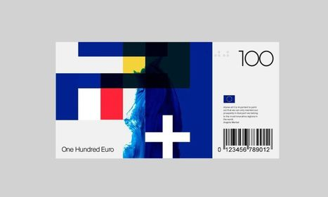 Icon Magazine Rethink: The Euro Banknote | What's new in Visual Communication? | Scoop.it