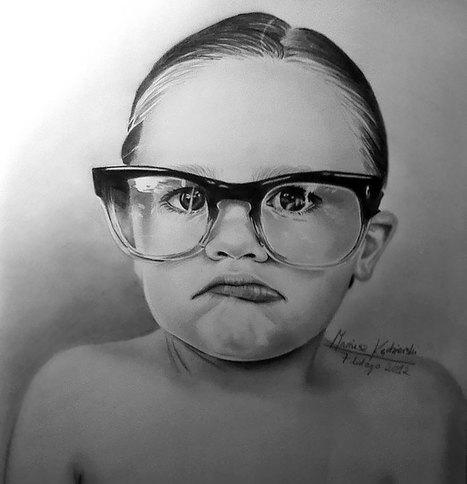 Artists Born Without Arms Still Manages To Fulfill Dream Of #Drawing #Realistic #Paintings. #art   Luby Art   Scoop.it