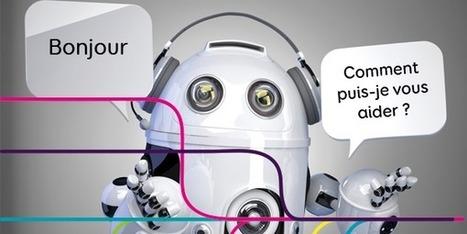 Les Chatbots sont-ils à la hauteur des attentes des consommateurs? | Digital healthcare and Customer Relationship | Scoop.it