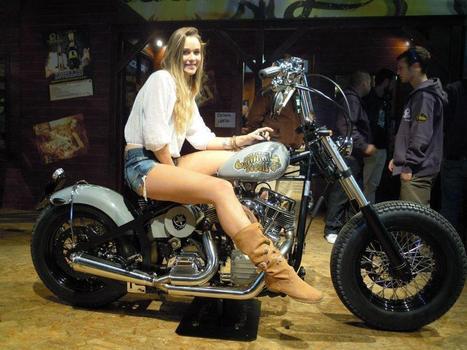 Headbanger Motorcycles! - Woodstock Boogie '13 | Vintage Motorbikes | Scoop.it