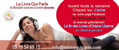 Librairie Le Livre Qui Parle -   livres audio, lectures à voix haute ...   Scoop.it