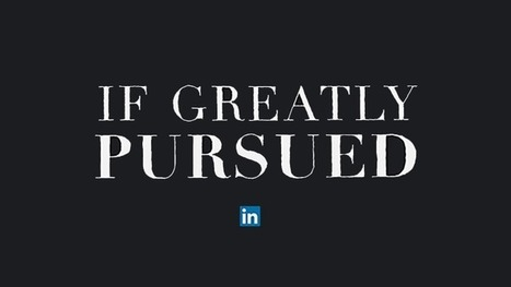 Every Calling Is Great If Greatly Pursued | All About LinkedIn | Scoop.it