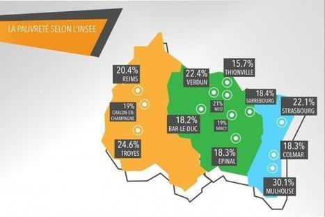 327.000 Lorrains sont pauvres selon l'Insee | LorPolitique | Scoop.it