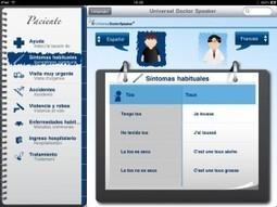 Universal Doctor Speaker: eliminando barreras de idiomas en la atención sanitaria | Sanidad TIC | Scoop.it