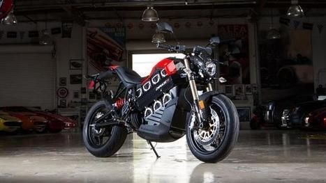 2012 Brammo Empulse R   Video   Jay Lenos Garage   NBC   Brammo Electric Motorcycles   Scoop.it