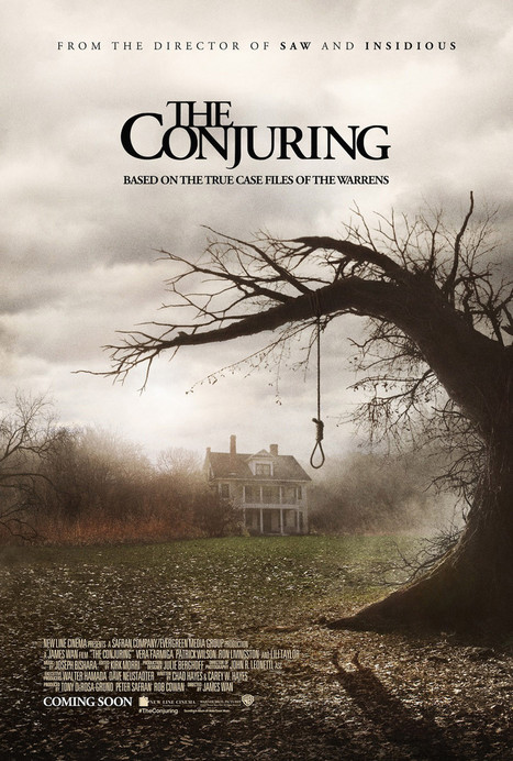 31 Days of Horror 2013: The Saturday At The Movies Edition - The Conjuring | bbnmnbmbm | Scoop.it