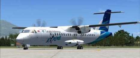 Traffic Indonesia Fsx Fs2004/fsx Garuda Indonesia