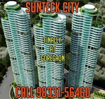 Sunteck City Goregaon West | Real Estate | Scoop.it