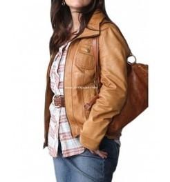 The Good Lie Jacket | Designers Women Leather Jackets & Pants | Scoop.it
