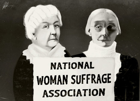 National Woman Suffrage Association | Women's Rights in America | Scoop.it