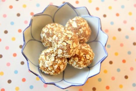 Caramel Oat Bites [Vegan, Raw, Gluten-Free] | My Vegan recipes | Scoop.it