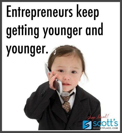 5 Tips for Raising a Young Entrepreneur | Business on the Rise | Scoop.it