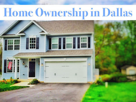 Homeownership Remains Goal For Millennials | Houses For Sale Dallas TX Real Estate | Scoop.it