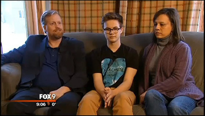 Second Gay Student at MN High School Targeted with Hate Crime After Coming Out: VIDEO  News   Towleroad   Deviant Behavior Sociology 2213-201   Scoop.it